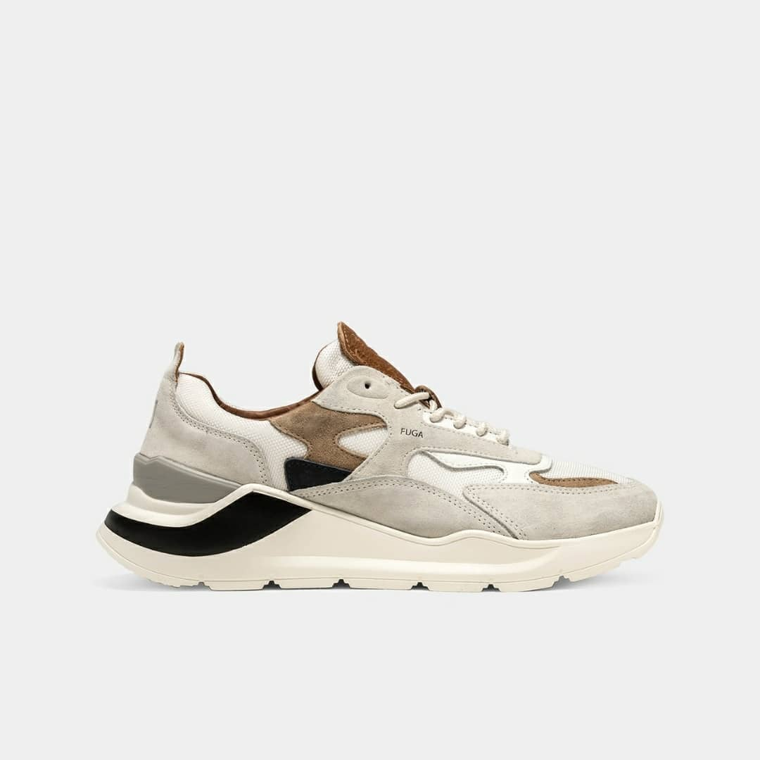 DATE SNEAKERS FUGA FG-HO-WH